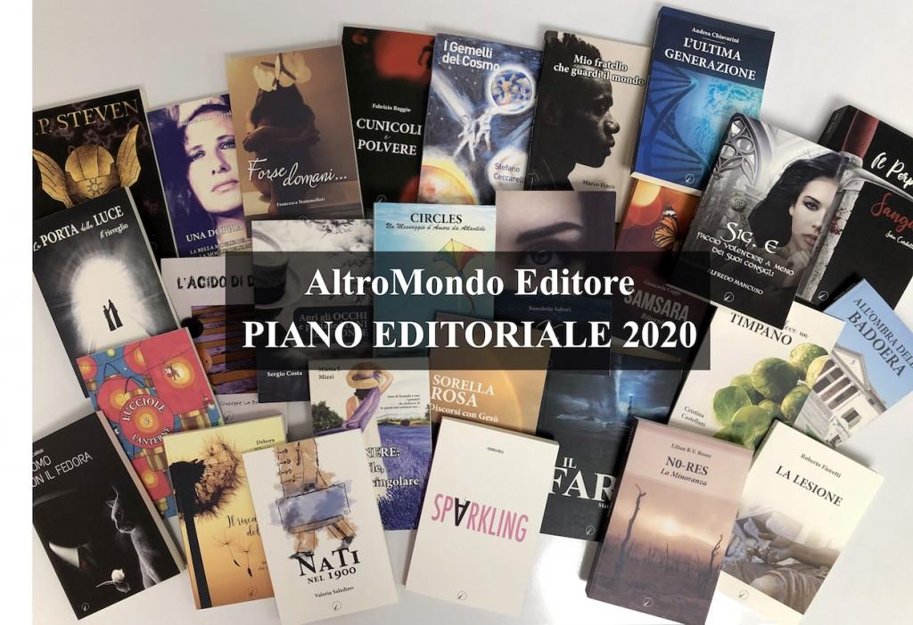 Piano editoriale 2020 banner